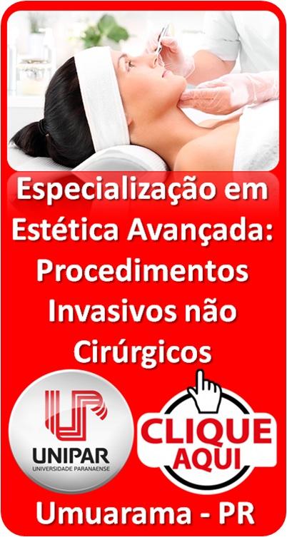 banner lateral estética umuarama