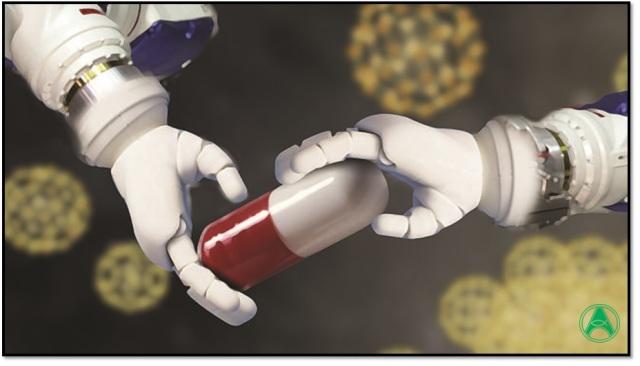 pílula robótica
