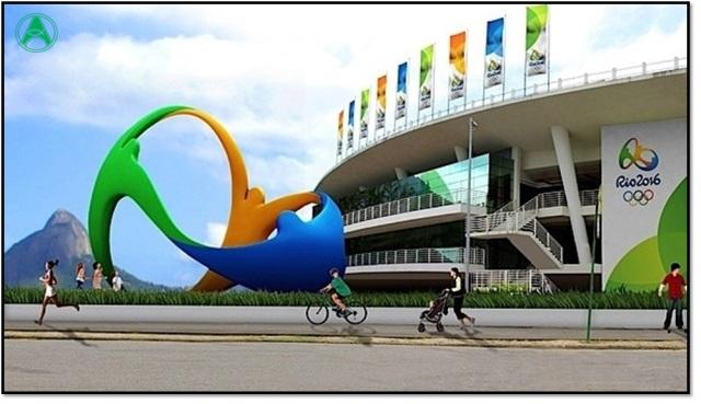 olimpíadas Rio