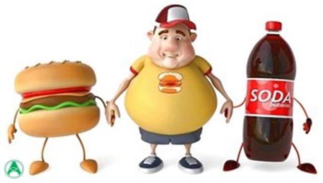 obesidade alimento