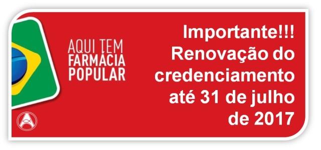 renovação fp