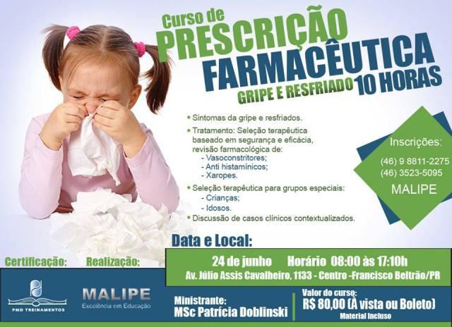 curso prescrição fb