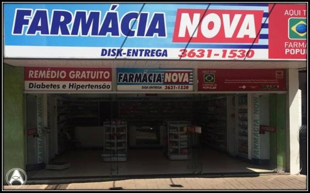 farmácia nova cianorte