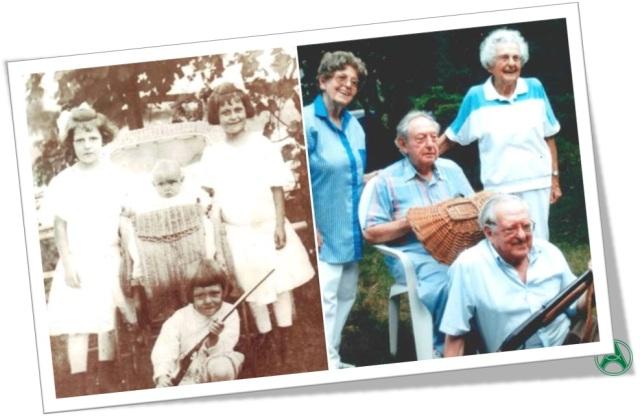 irmãos centenarios