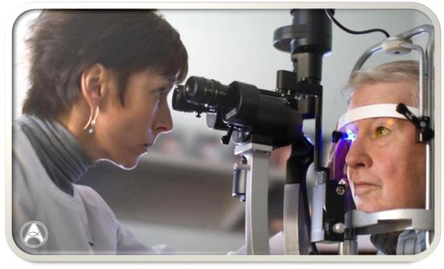 Márcio - glaucoma