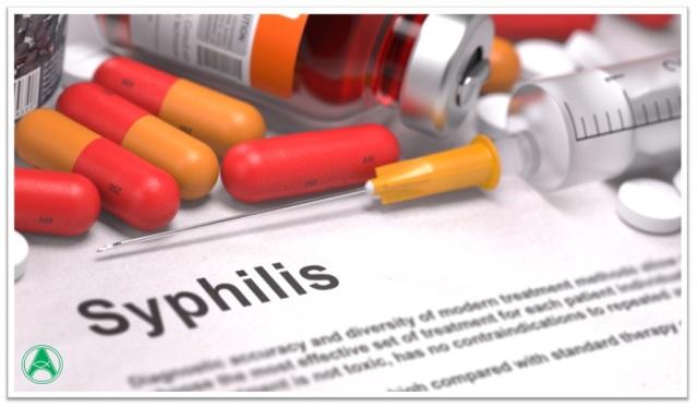 sifilis eua