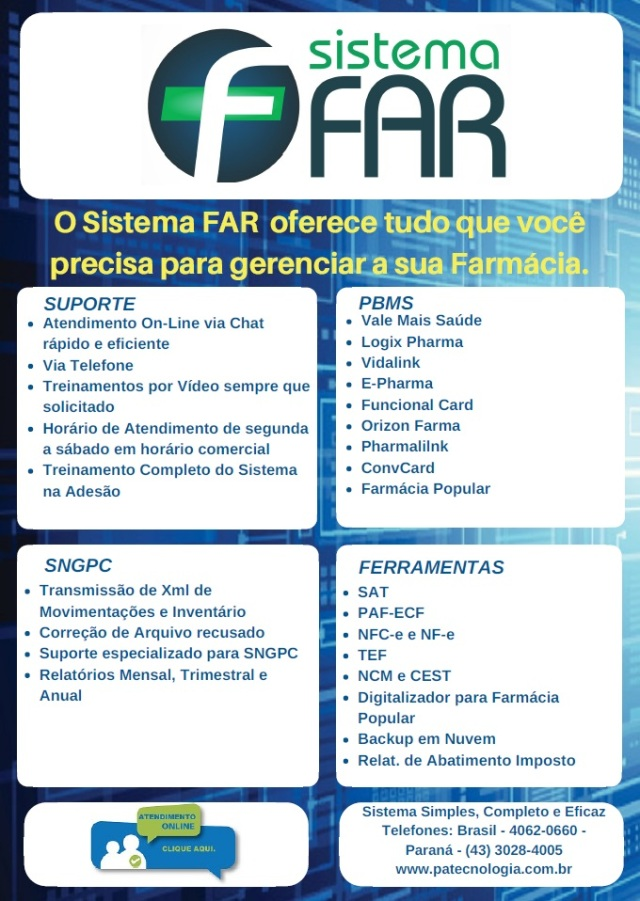 sistema FAR 1