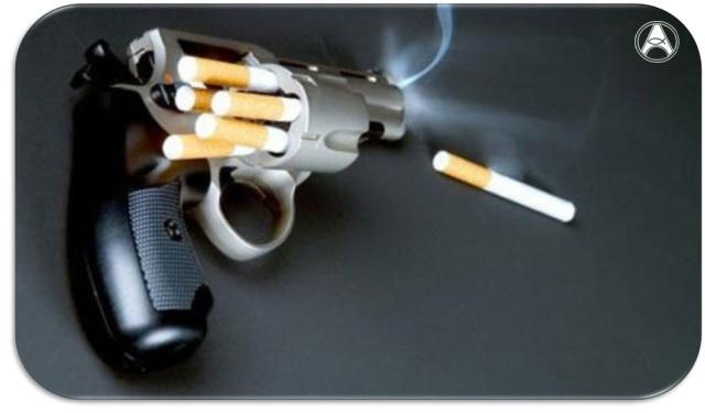 cigarro revolver