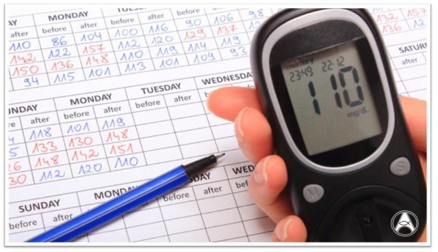 diabetes marcador