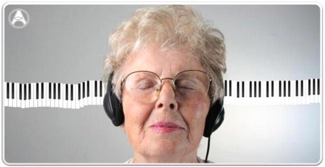 idoso música