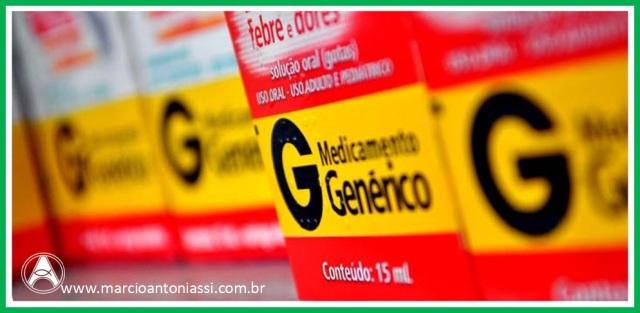 genéricos remédios