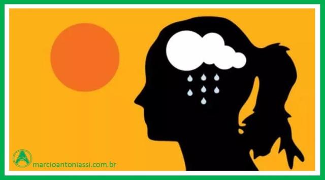 ansiedade depressão