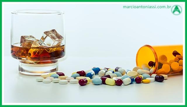 alcool medicamentos