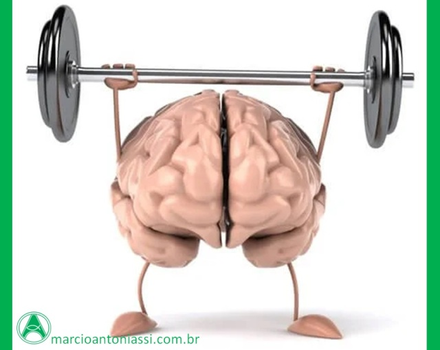 cérebro depressão